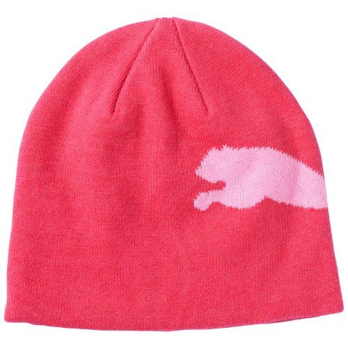 PUMA Bonnet Big Cat pour Enfant Rose Rose Taille Unique