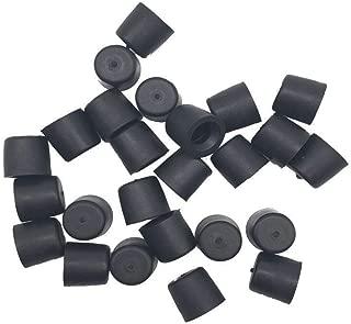 (25 Pack) Universal Rubber Dust Cover Grease Fitting Caps Brake Bleeder Screw Caps