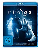 Rings [Blu-Ray] [Import]