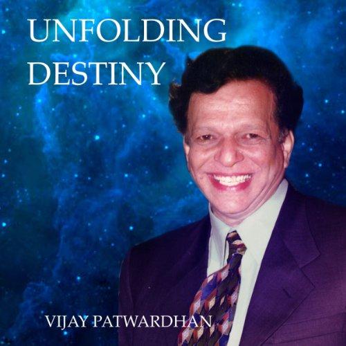 Unfolding Destiny audiobook cover art