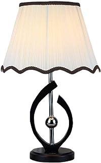 no-logo WAJklj Moderne Minimaliste Chambre Chevet Abat Salon Hôtel métal Lampe de Table