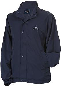 Monterey Club Men's Zip Front Lightweight Windbreaker Jacket #1709