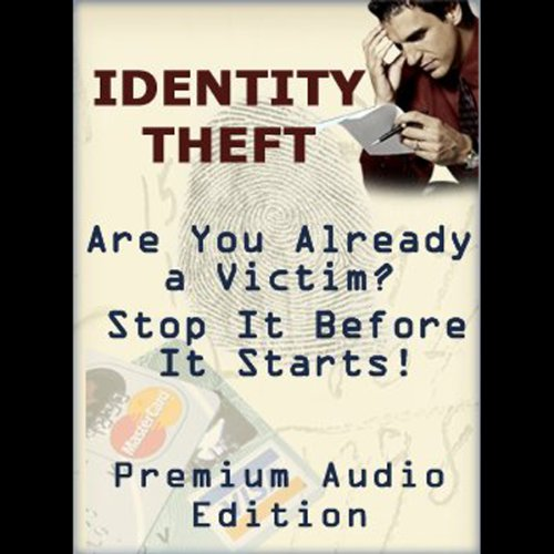 How to Prevent Identity Theft audiobook cover art