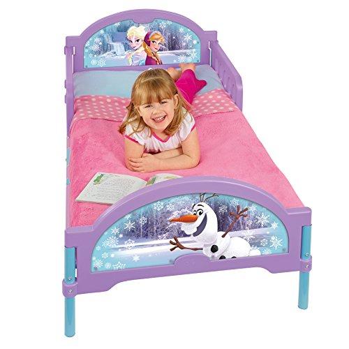 Worlds Apart 865370 Lit Disney la Reine des Neiges Métal/Plastique Mauve 147 x 75 x 59 cm