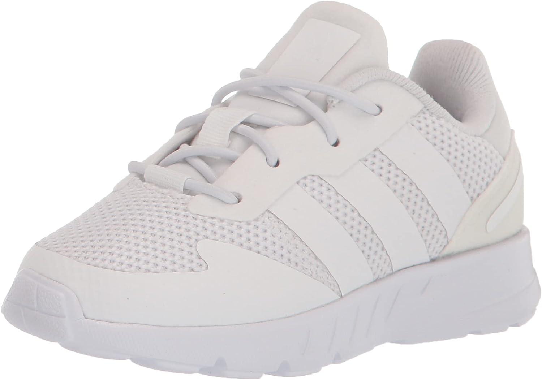 adidas Originals Unisex-Child Zx 1k Elastic Skate Shoe