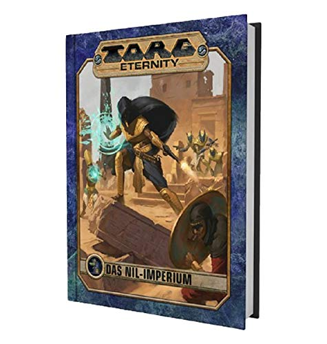 Torg Eternity - Das Nil-Imperium Quellenbuch