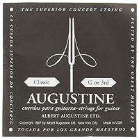AUGUSTINE オーガスチン クラシックギター弦 ブラック3弦 BLACK 3rd