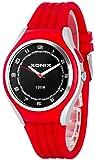 Schlichte XONIX 12h-Armbanduhr für Herren/ Teenager mit Licht wasserdicht bis 100m