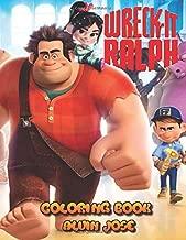 Best wreck it ralph colouring book Reviews