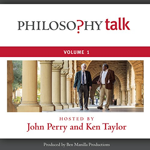 Philosophy Talk, Vol. 1 audiobook cover art