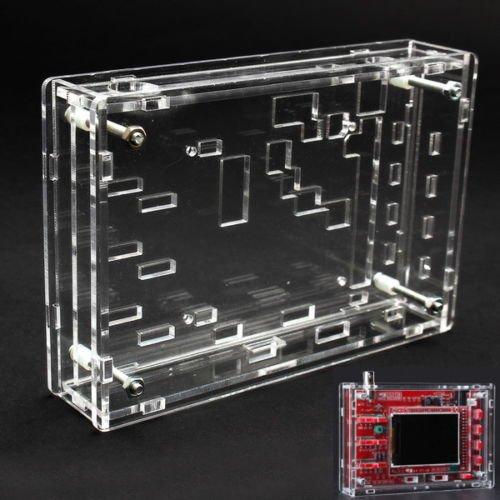 Northbear DSO138 2.4'' TFT Digital Oscilloscope Kit DIY Parts Electronic Learning Set+ Probe (Welded)