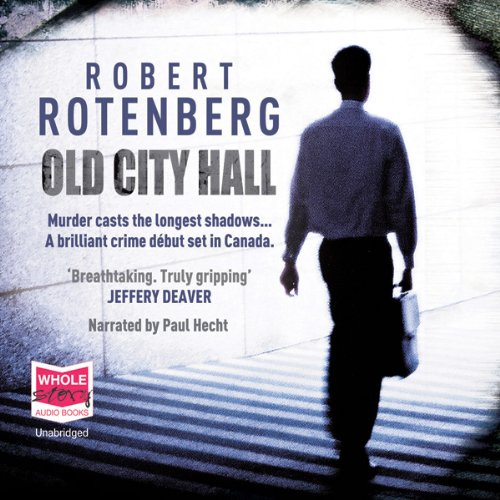 Old City Hall audiobook cover art