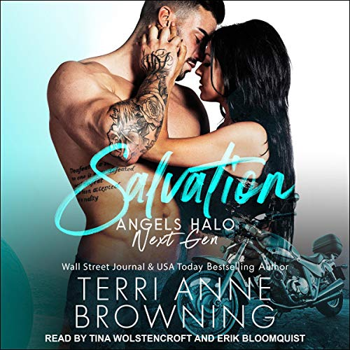 Salvation: Angels Halo MC Next Gen, Book 1