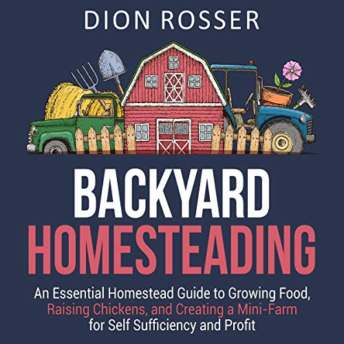 Couverture de Backyard Homesteading