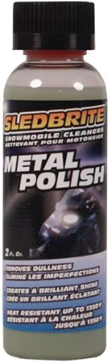 Dallas Superior Mall Bio-Kleen S07401 Metal 2 oz. Polish