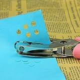 Lochzange Locher Metall Papier Punch Loch für Grußkarten Scrapbook Notebook