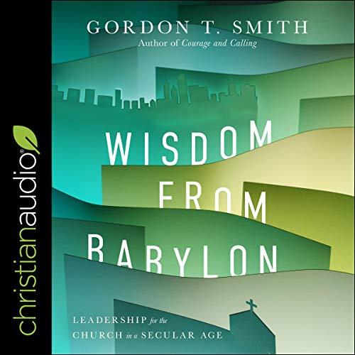 Couverture de Wisdom from Babylon