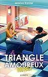 Triangle amoureux (ou pas) par Kanter