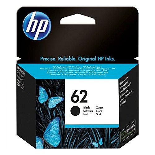 Cartuchos cabezal impresor Original HP Envy 5642 e-All-in-One - C2P04AE C2P04AE62 - 62 , C2P04A - negro - Original Páginas