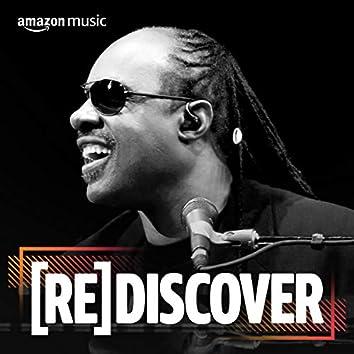 REDISCOVER Stevie Wonder
