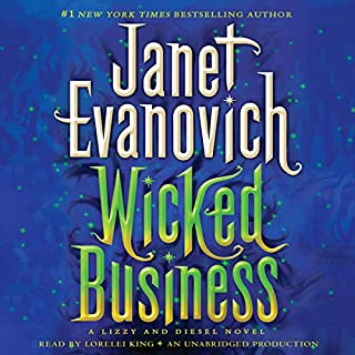 Wicked Business audiobook cover art