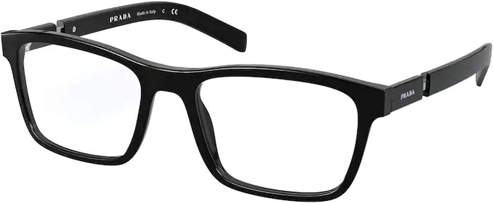 Prada,montatura occhiali da vista per uomo 1AB1O1