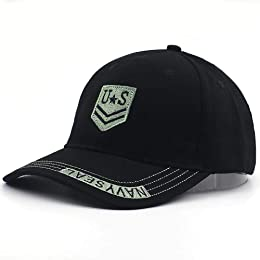 Cap Us Navy Seal Baseball Cap pour Femmes Hommes M
