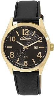 Relógio Masculino Condor Analógico Co2115Xd/2P Ouro