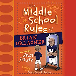 The Middle School Rules of Brian Urlacher cover art