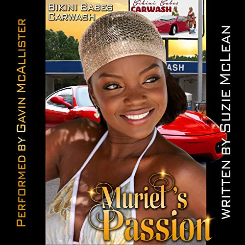 Muriel's Passion audiobook cover art