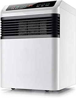 280 Mm * 290 Mm * 400 Mm 2200w Calentador Calentador De Radiador Protección Contra Sobrecalentamiento Del Termostato Calentador De Espacio De Cerámica Puede Secar Ropa, Calcetines, Zapatos Protecció