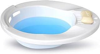 douperLtd Idea de baños de asiento para el uso en el tratamiento de las hemorroides y otros problemas genitales/anales adapta a todos los estándares sanitarios médicos Material Bpa libre