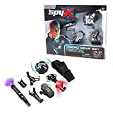SpyX / Micro Gear Set - 4 Real Spy Toys Kit + Adjustable Belt for Spy...