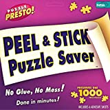 Best Puzzle Glues - Puzzle Presto! Peel & Stick Puzzle Saver: The Review