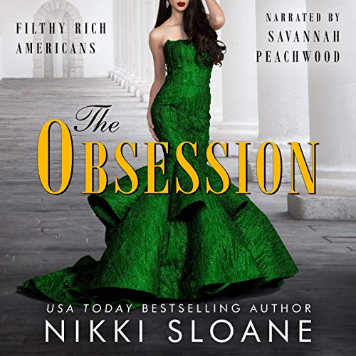 The Obsession  By  cover art