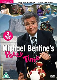 Michael Bentine's Potty Time - The Complete Third Series