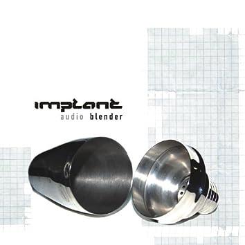 Audio Blender