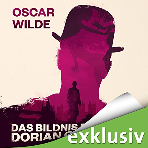 Das Bildnis des Dorian Gray audiobook cover art