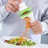 DAKE Cortador Verduras Espiral Manual Multifuncional