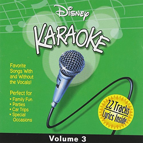 Karaoke, Volume 3 (Jewel)