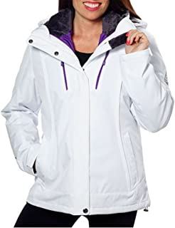 Women's 3-in-1 Systems All Weather Jacket with Detachable Hood