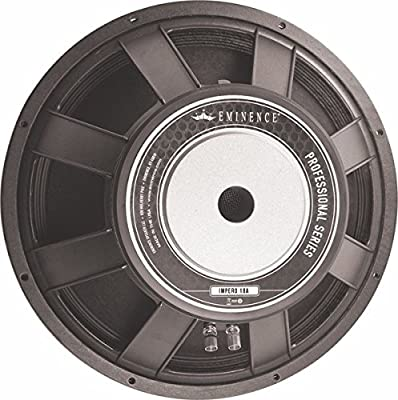 Eminence Impero 18A P/A Speaker 18in 2400W 8 Ohms by DJ Tech Pro USA, LLC