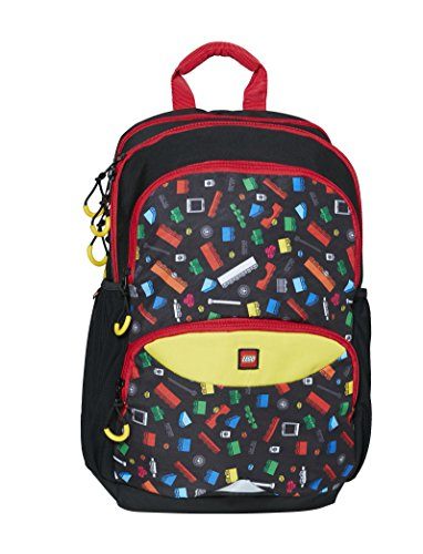 LEGO Playroom Originals Advanced Schulrucksack, 41 cm, 21 liters, Multicolor