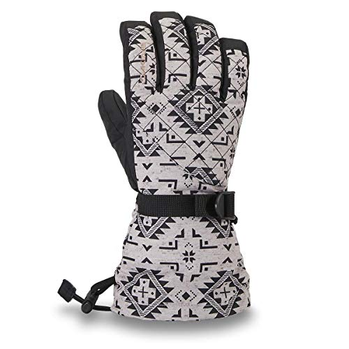DAKINE Lynx Glove Gants Femme, Silverton, FR Unique (Taille Fabricant : S)