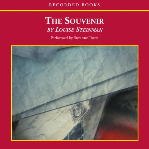 The Souvenir audiobook cover art