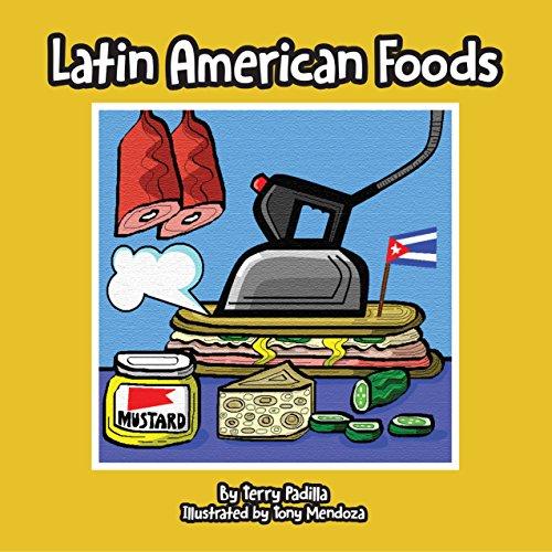 Latin American Foods (English Edition)
