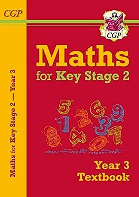 New KS2 Maths Textbook - Year 3 (CGP KS2 Maths) from Coordination Group Publications Ltd (CGP)