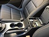 Shazzy Car Accessories portaoggetti bracciolo consola Centrale Freno Manuale