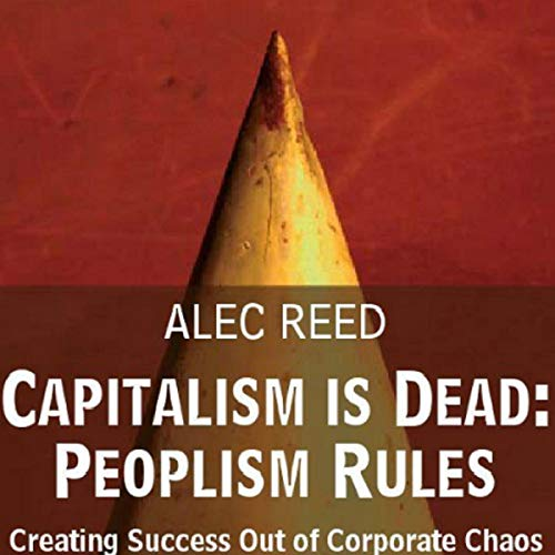 『Capitalism Is Dead: Peoplism Rules』のカバーアート