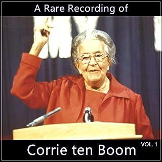 A Rare Recording of Corrie ten Boom Vol. 1 audiobook cover art